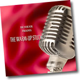 The Warm-Up Studio CD